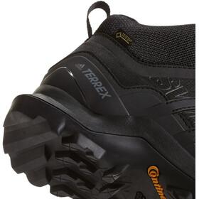adidas TERREX Swift R2 Mid GTX Shoes Men Core Black/Core Black/Core Black